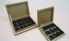 13) Çikolata kutusu